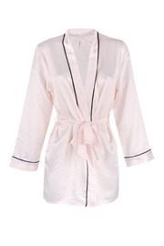 Жіночий халат Polka в смужки