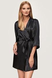 Элегантный халатик  Aria Black