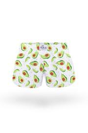 Дитячі труси-шорти ELKA LOUNGE з авокадо