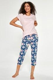 Жіночий піжамний комплект-трійка Beautiful