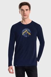 Синя футболка LOAP Albert