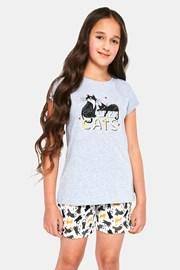 Піжама для дівчинки Cats