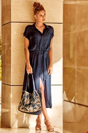 Пляжна сукня Santorini