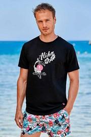 Чорна футболка Hawaii