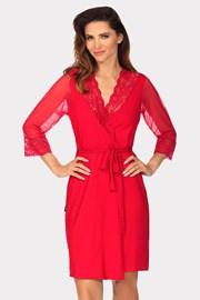 Жіночий халат Dentelle Red