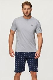Сіра піжама FILA Short Jersey