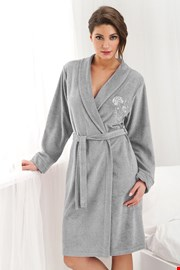 Жіночий махровий халат Beáta