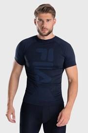 Темно-синя функціональна футболка FILA Dryarn Tech