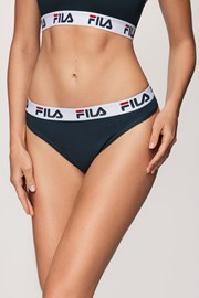 Жіночі сині трусики FILA Underwear String