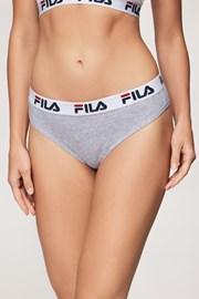 Жіночі сірі трусики FILA Underwear String