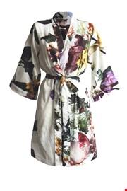 Жіночий халат Essenza Home Fleur ecru