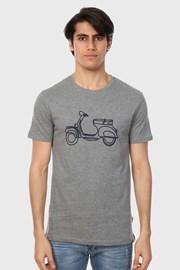 Сіра футболка Rider