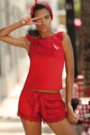 Атласний піжамний комплект Vanessa