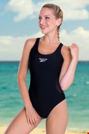 Жіночий суцільний купальник Reebok Lallie Black