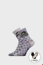 Дитячі шкарпетки Lichožrouti Kudla