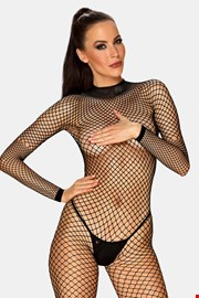 Бодістокінг Obsessive Caught in sexy net