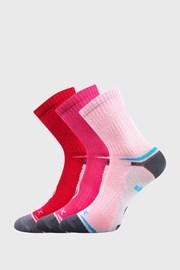 3 ПАРИ шкарпеток для дівчинки Optifanik