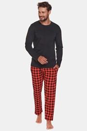 Чорно-червона піжама Eddie