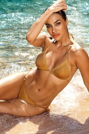 Жіночий роздільний купальник Verona gold