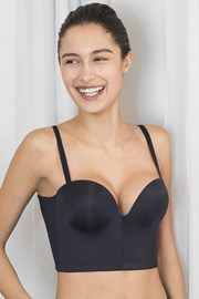 Бюстгальтер Wonderbra Ultimate Backless Push-Up black