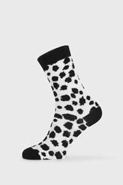 Жіночі шкарпетки BlackWhite білі