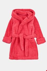 Халат для дівчаток червоний