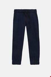 Дитячі штани темно-сині