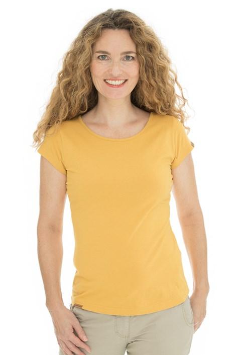 Жіноча жовта футболка Bushman Natalie II