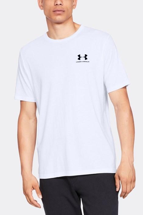 Біла футболка Under Armour Sportstyle