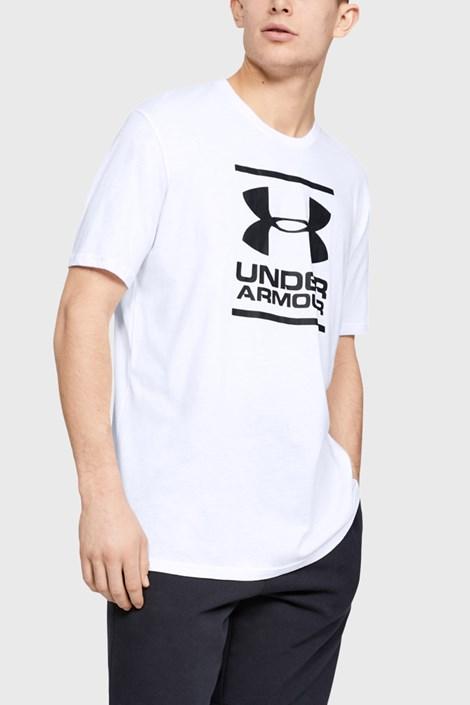 Біла футболка Under Armour Foundation