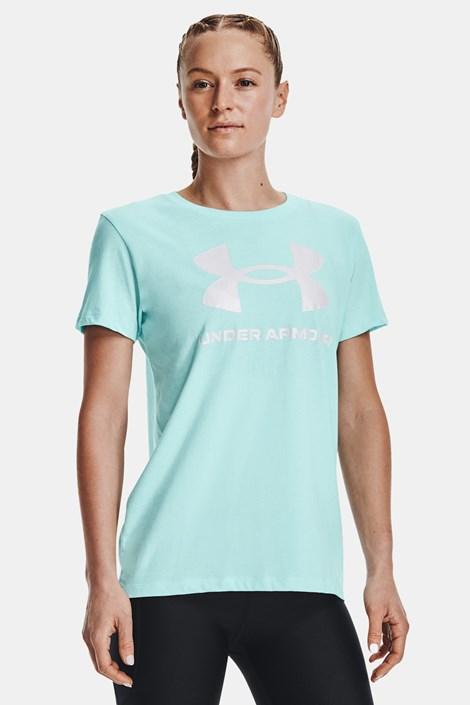 Бірюзова футболка Under Armour Sportstyle Graphic