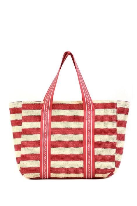 Жіноча пляжна сумка Elle рожева