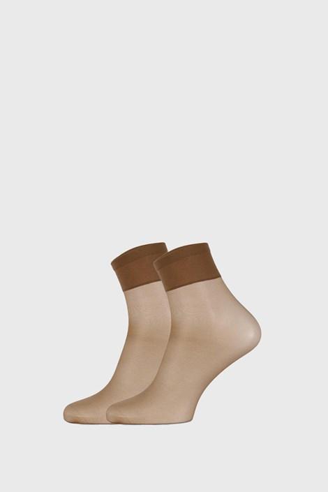 2 ПАРИ жіночих нейлонових шкарпеток 15 DEN