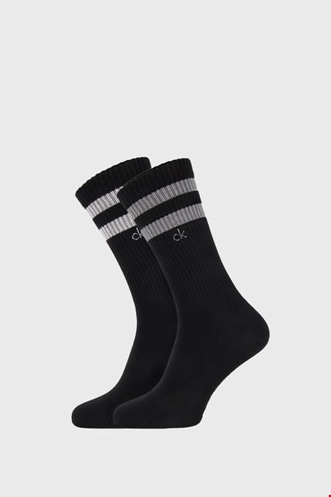 2 ПАРИ чорних шкарпеток Calvin Klein Maurice