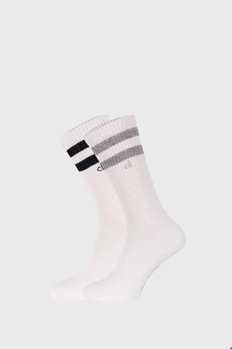 2 ПАРИ білих шкарпеток Calvin Klein Maurice