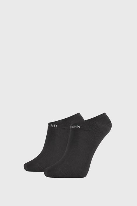 2 ПАРИ жіночих шкарпеток Calvin Klein Leanne чорні