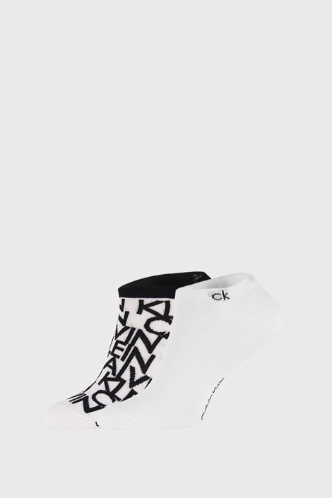 2 ПАРИ білих шкарпеток Calvin Klein Deangelo