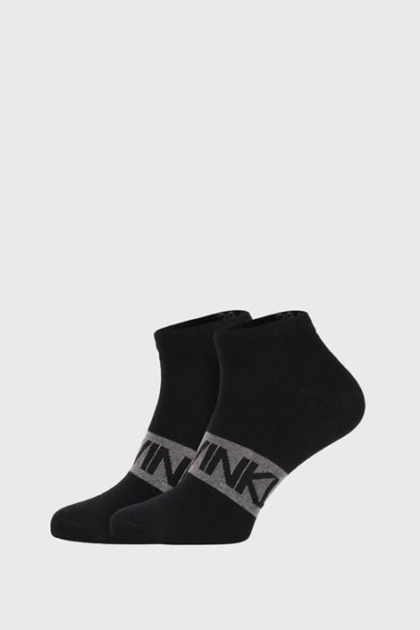 2 ПАРИ чорних шкарпеток Calvin Klein Dirk