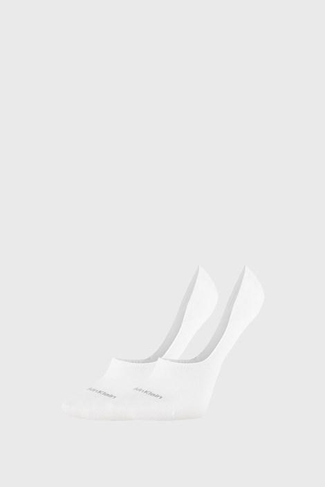 2 ПАРИ жіночих шкарпеток Calvin Klein Jessica білі