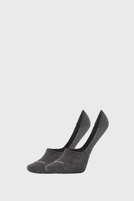2 ПАРИ жіночих шкарпеток Calvin Klein Jessica сірі