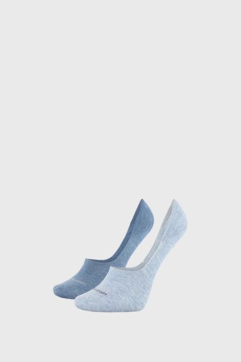 2 ПАРИ жіночих шкарпеток Calvin Klein Jessica сині