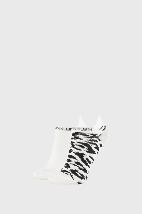 2 ПАРИ жіночих шкарпеток Calvin Klein Libby білі