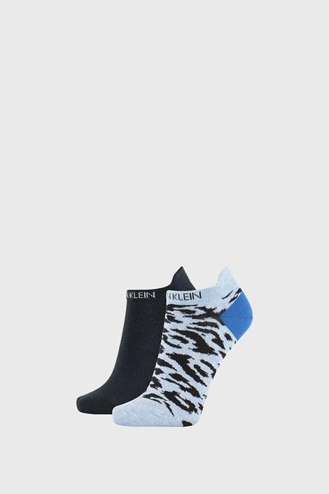 2 ПАРИ жіночих шкарпеток Calvin Klein Libby сині