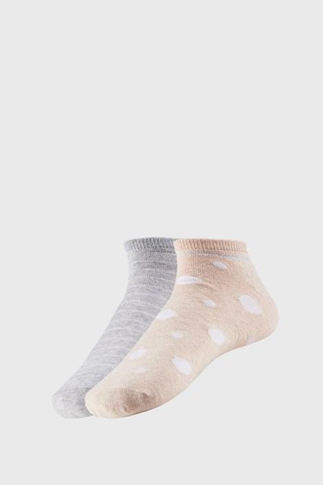 2 ПАРИ жіночих низьких шкарпеток Adreana