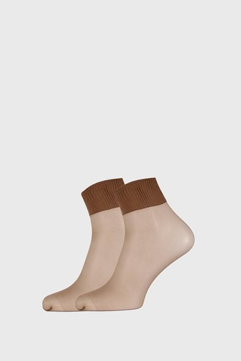 2 ПАРИ жіночих нейлонових шкарпеток 6 DEN
