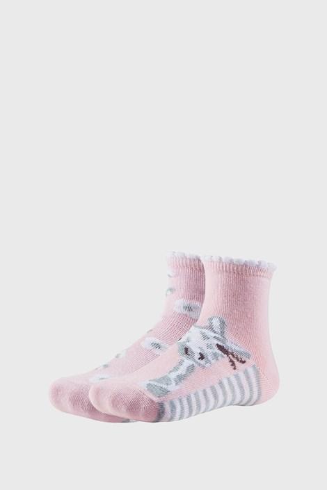 2 ПАРИ шкарпеток для дівчаток Floral