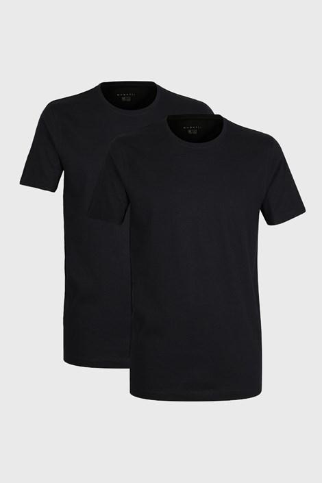 2 ШТ чорних футболок bugatti O-neck