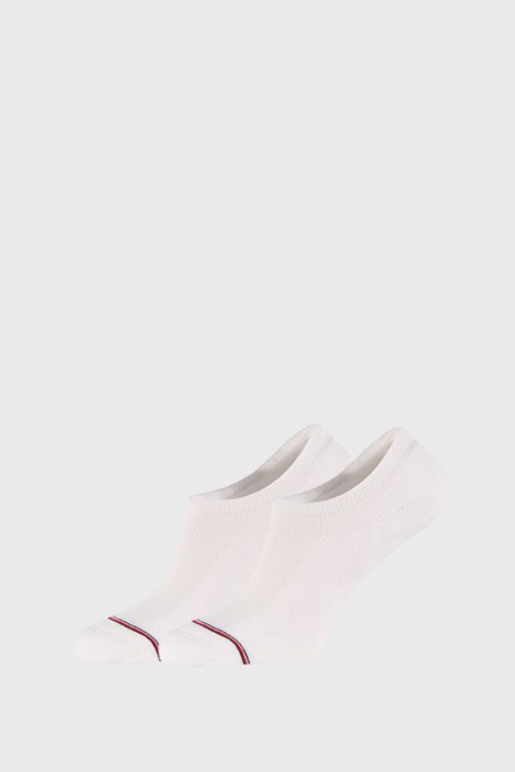 2 ПАРИ білих низьких шкарпеток Tommy Hilfiger Iconic