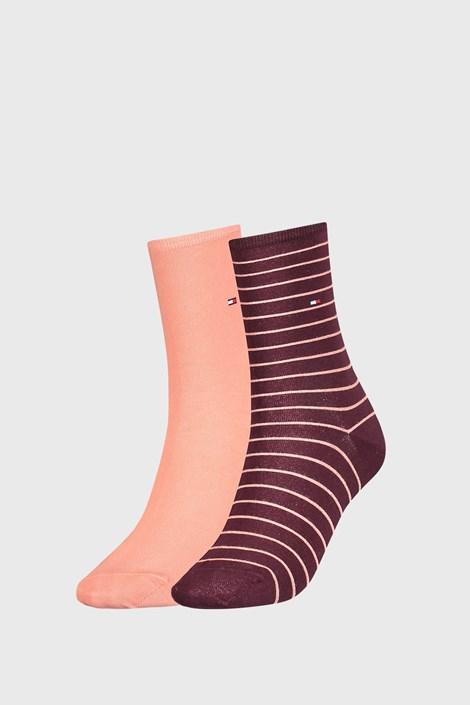 2 ПАРИ жіночих шкарпеток Tommy Hilfiger Stripes