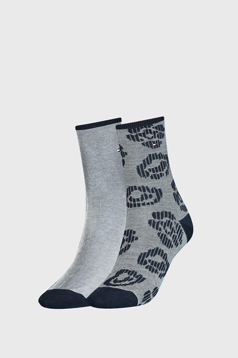 2 PПАРИ жіночих синіх шкарпеток Tommy Hilfiger Flower
